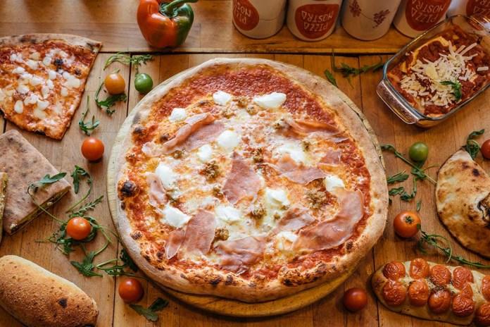 pizza nostra header