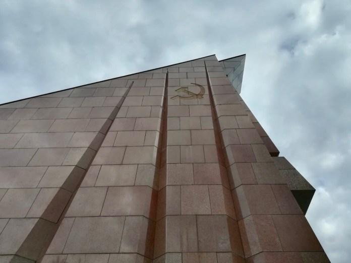 Vandalizzato il Memoriale sovietico di Treptower Park