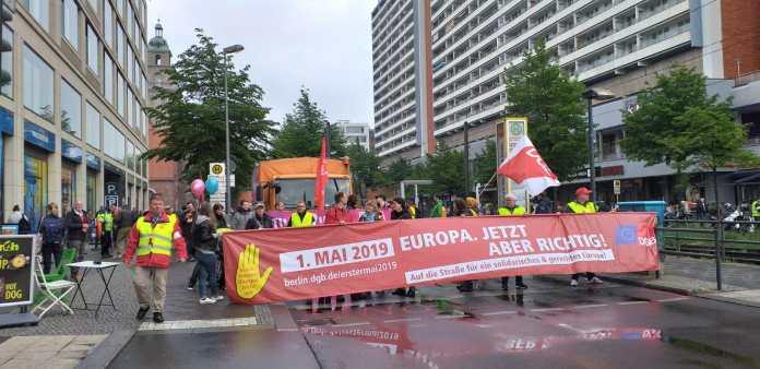 Primo Maggio a Berlino