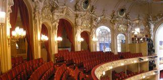 opera musica classica berlino Komische Oper
