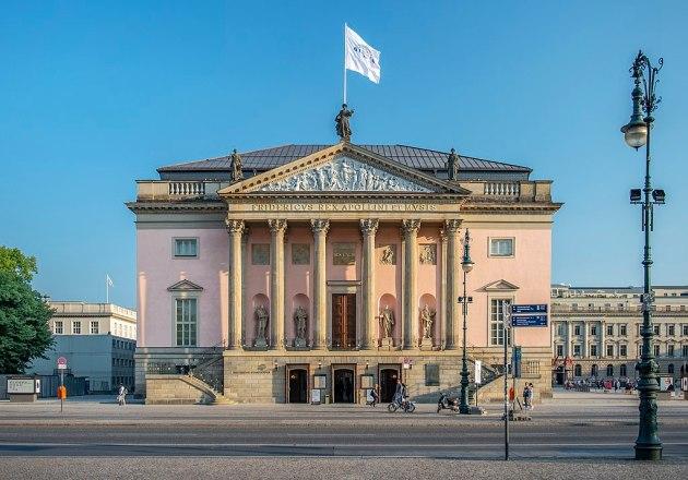 opera musica classica berlino Staatsoper