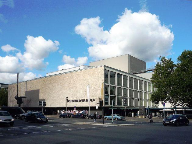 Deutsche Oper Berlino opera musica classica