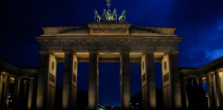 Beethoven Porta di Brandeburgo