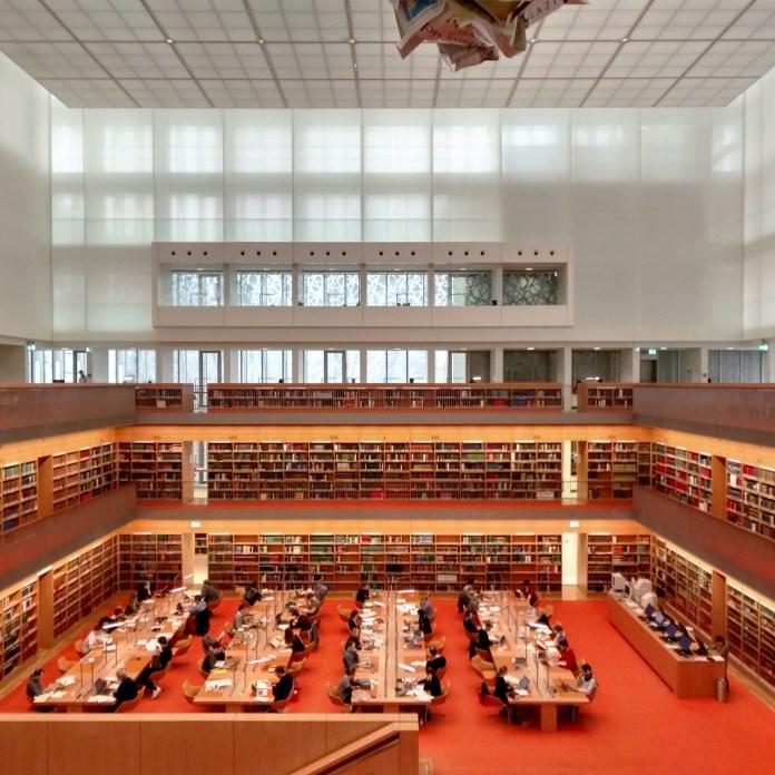 Biblioteca di Stato di Berlino