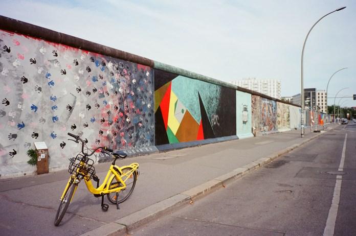 klima allianz deutschland berlino bicicletta