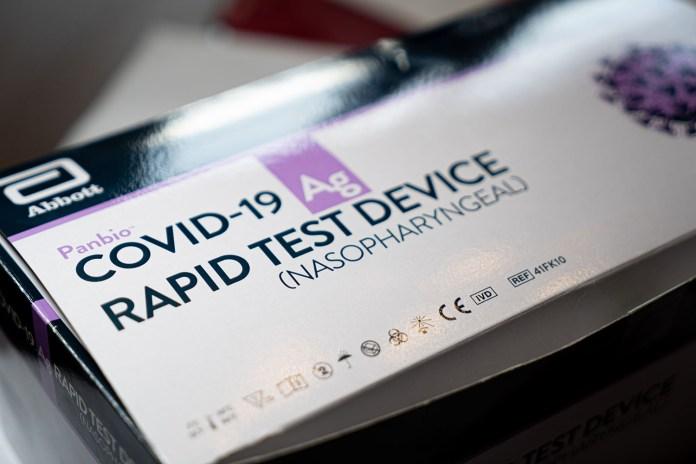 test rapidi