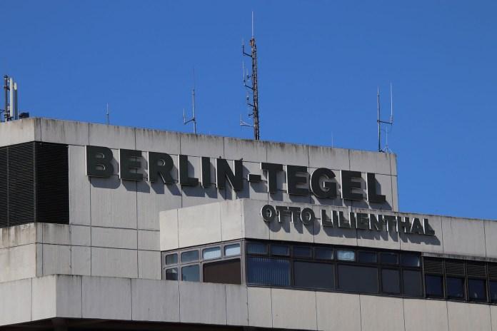 ex-aeroporto di Tegel