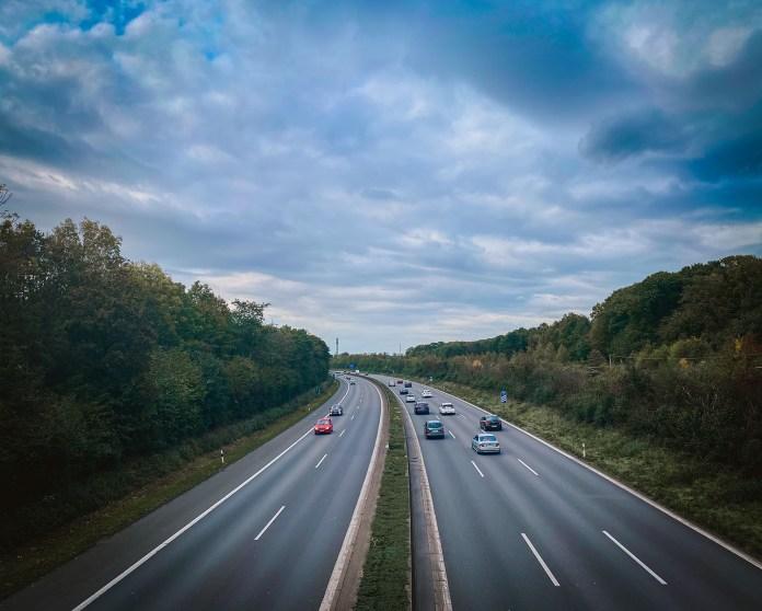 limite di velocità in autostrada