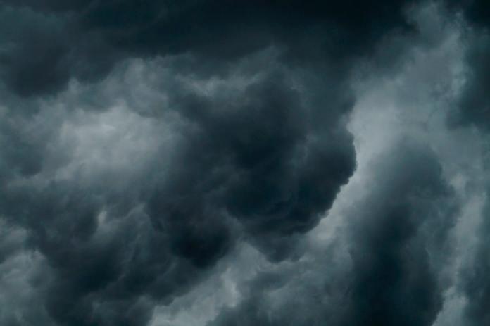 tempesta autunnale