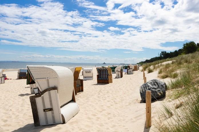 vacanze in germania bansin ostseee mar baltico