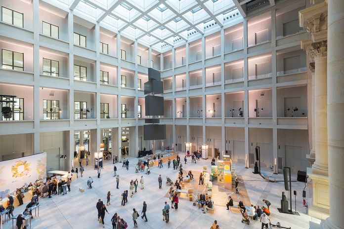 Humboldt Forum di Berlino