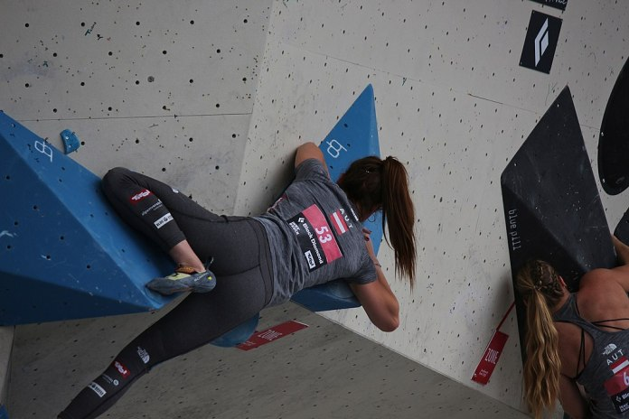 scalata sportiva