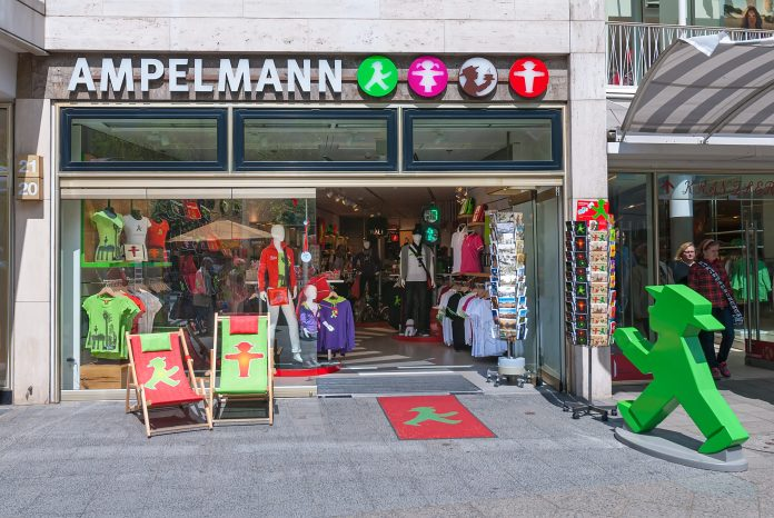 compleanno dell'ampelmann