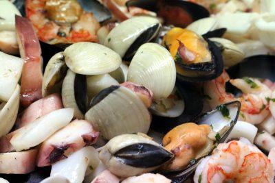 Frutti di Mare il Mondo mittel