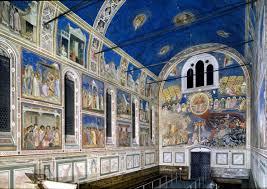 visita alla cappella degli scrovegni di padova