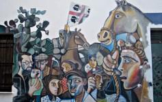 sardegna orgosolo il paese dei murales