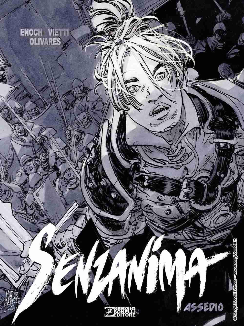 cover_variant SENZANIMA Assedio