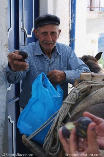 contadino in grecia