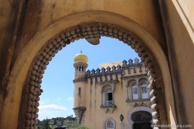 terrazza castello portogallo