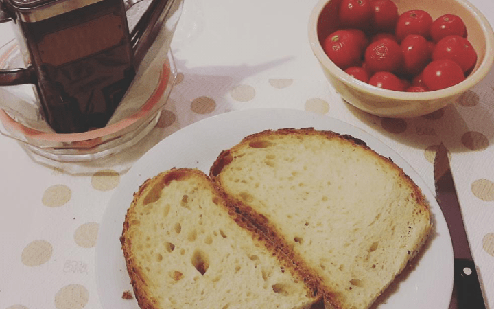 pane e pomodoro puglia italia
