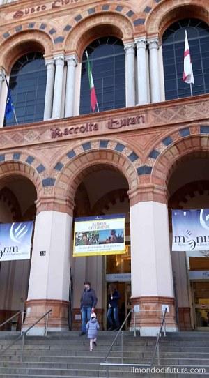 ingresso museo milano mostra