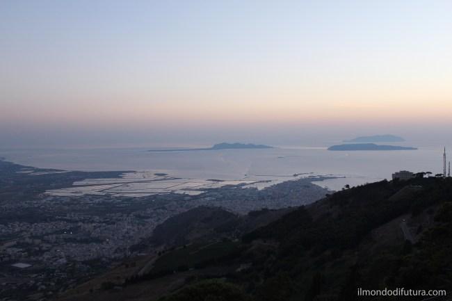 saline e isole egadi sicilia