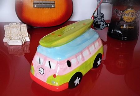 furgoncino stile hippy