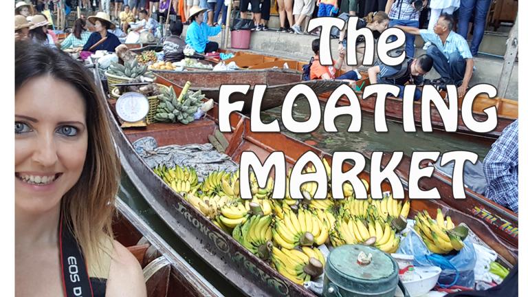 Viaggio in Thailandia: l'imperdibile mercato galleggiante Damnoen Saduak