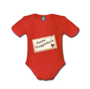 tuta neonato personalizzata