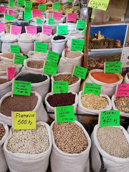 mercato livorno