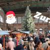 Mercatini di Natale a Zurigo: ideali per chi non li ama.