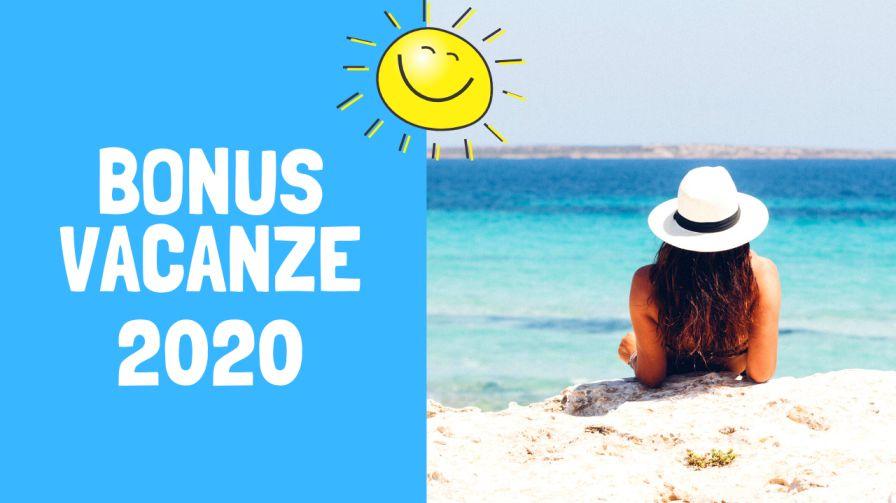 Bonus Vacanze: Come funziona?