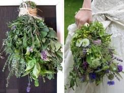bouquet di erbe