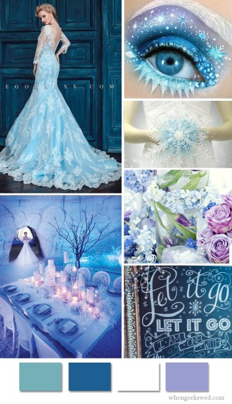 FrozenElsaWeddingboard