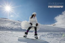 sposa-snowboard