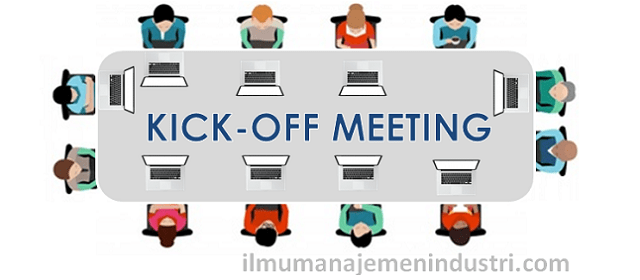 Kickoff Meeting (Pertemuan Perdana) dalam Manajemen Proyek