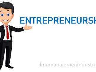 pengertian entrepreneurship dan karakteristiknya
