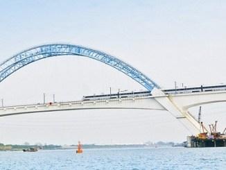 10 Jembatan Terpanjang di Dunia