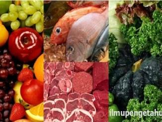 Jenis-jenis Vitamin dan fungsi Vitamin