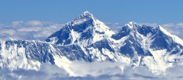 Gunung Tertinggi di Dunia Gunung Everest Himalaya