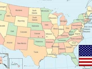 50 Negara Bagian Amerika Serikat
