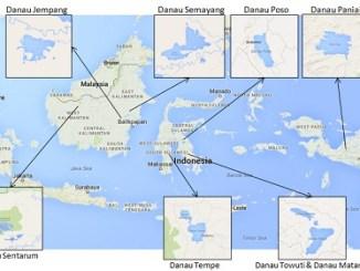 10 Danau Terbesar di Indonesia