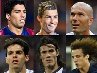 10 Pemain Sepak Bola Termahal