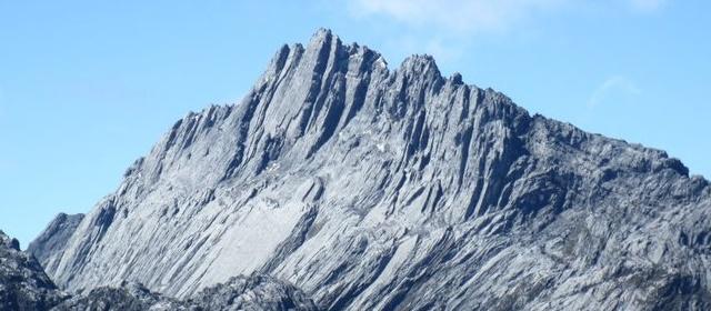 Gunung Tertinggi di Indonesia - Puncak Jaya