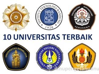 10 Universitas Terbaik di Indonesia 2017