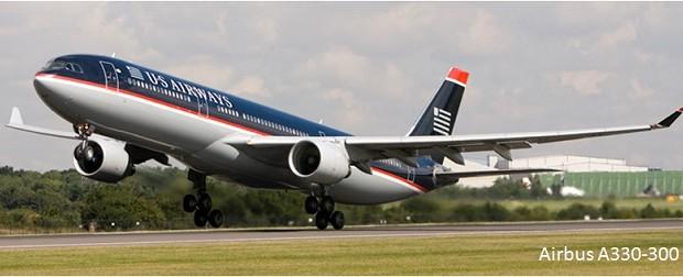 Pesawat Terbang Penumpang sipil Airbus A330-300