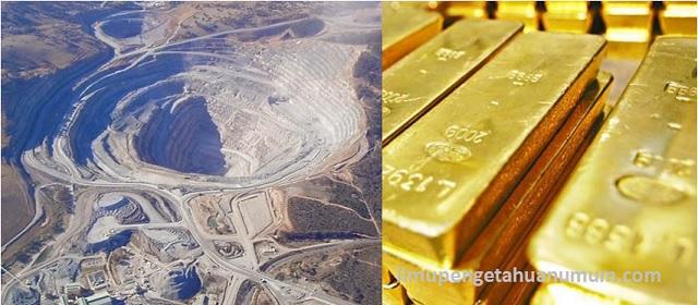 10 Tambang Emas Terbesar di Dunia