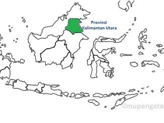 Daftar Kabupaten dan Kota di Provinsi Kalimantan Utara