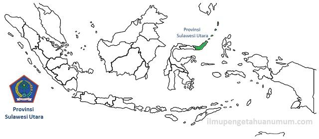 Daftar Kabupaten dan Kota di Provinsi Sulawesi Utara dan Profil Provinsi Sulawesi Utara