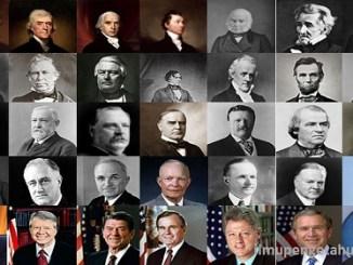 Daftar Presiden Amerika Serikat Terbaru (2017 hingga sekarang)